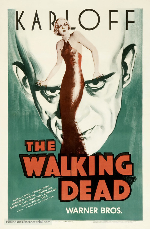 The Walking Dead - Re-release movie poster