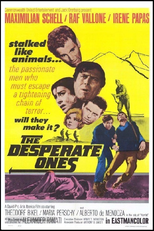 The Desperate Ones - Movie Poster
