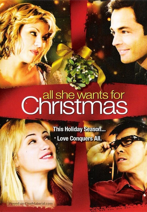 All She Wants for Christmas - Movie Cover