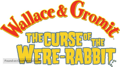Wallace & Gromit in The Curse of the Were-Rabbit - Logo