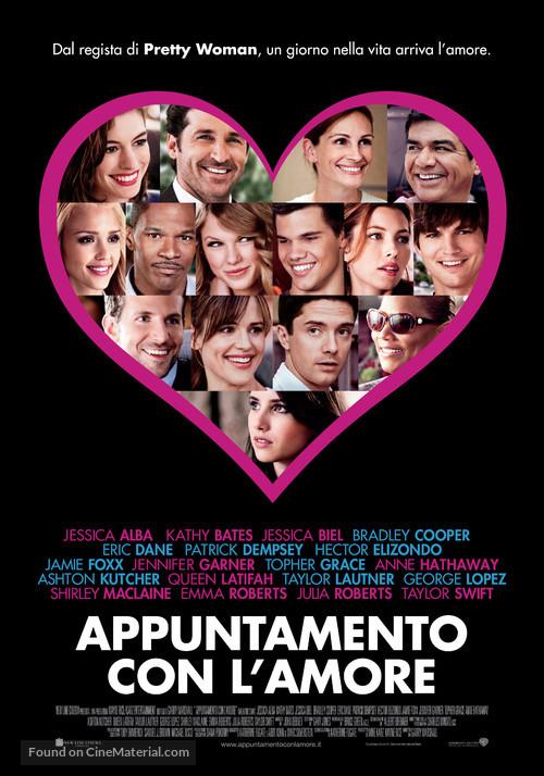 Valentine's Day - Italian Movie Poster
