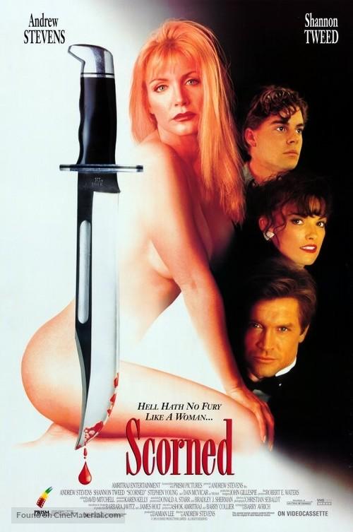 Scorned - Movie Poster