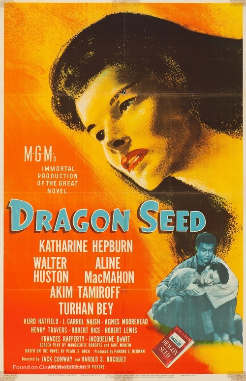 Dragon Seed - Movie Poster