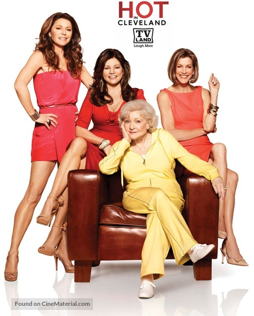 """""""Hot in Cleveland"""" - Movie Poster"""