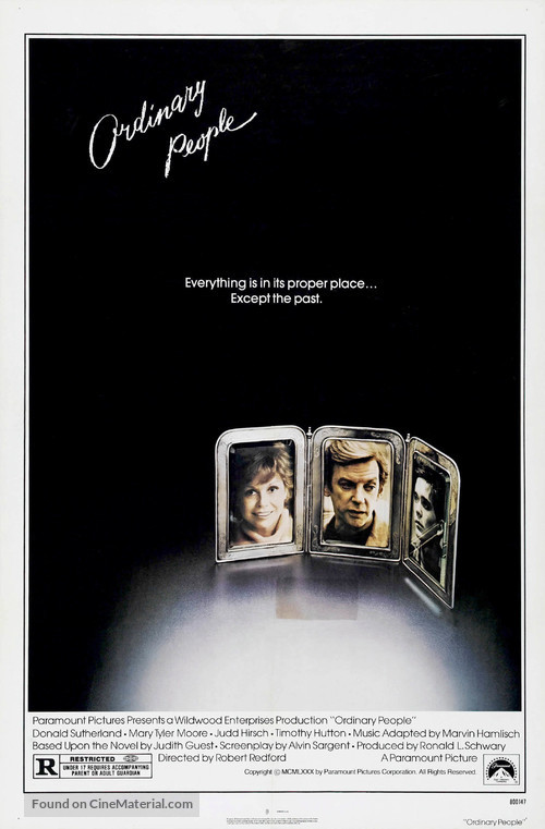 Ordinary People - Movie Poster