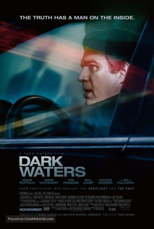 Dark Waters - Movie Poster