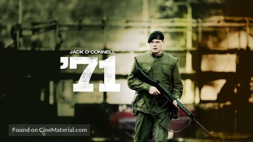 '71 - Movie Cover