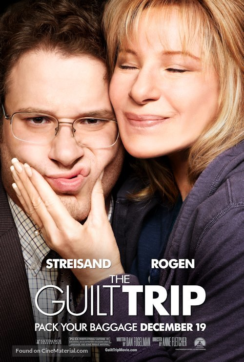 The Guilt Trip - Movie Poster
