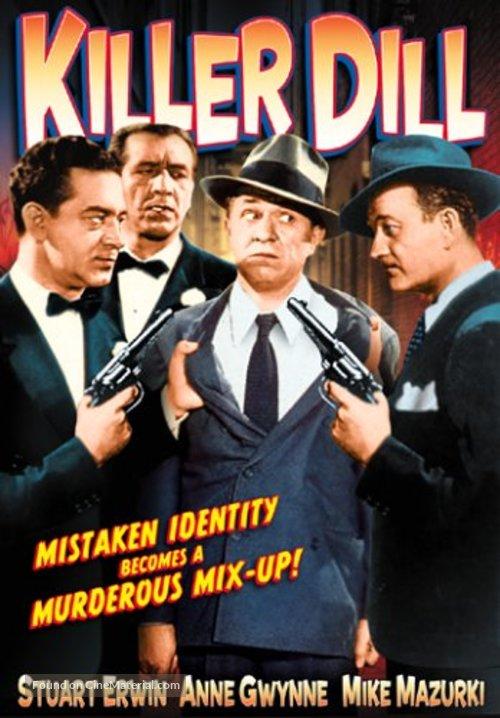 Killer Dill - DVD movie cover