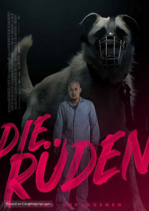 Die Rüden - German Movie Poster