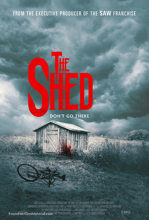 The Shed - Movie Poster