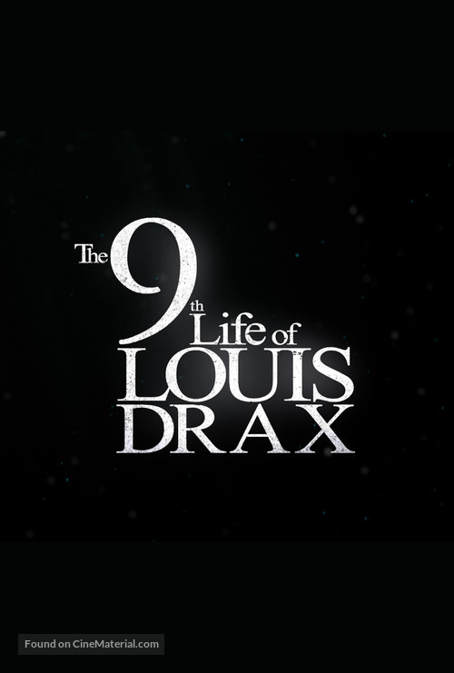 The 9th Life of Louis Drax - Canadian Logo