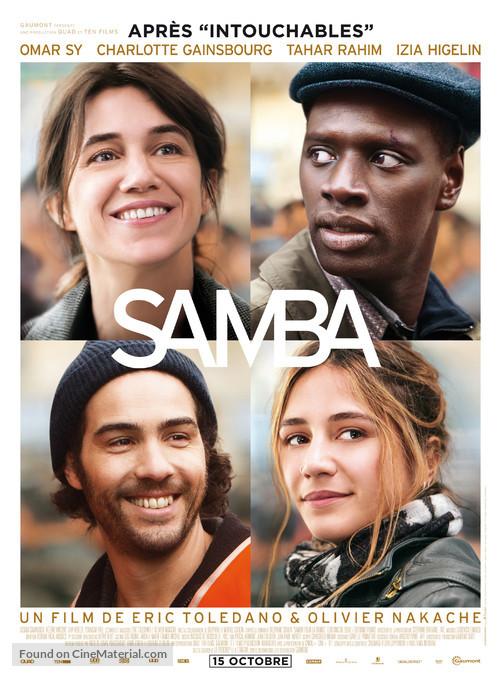 Samba - French Movie Poster