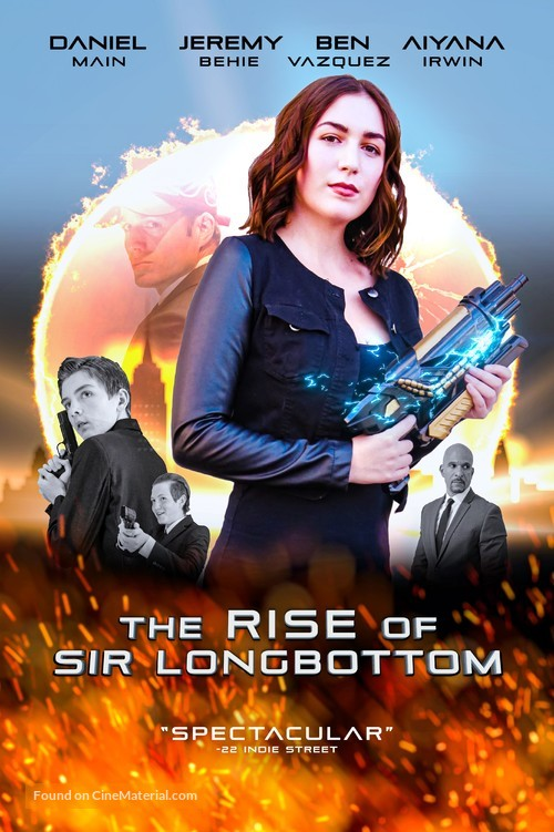 The Rise of Sir Longbottom - Movie Poster