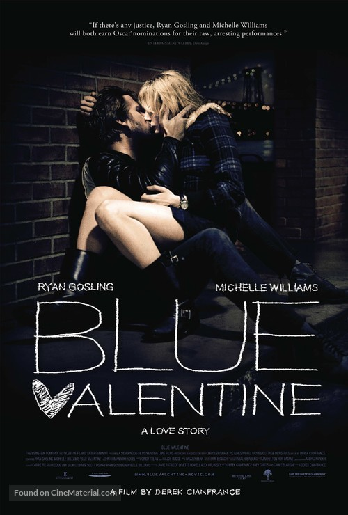 Blue Valentine - Movie Poster