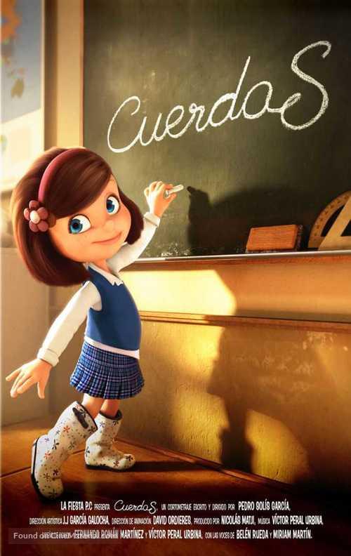 Cuerdas - Spanish Movie Poster