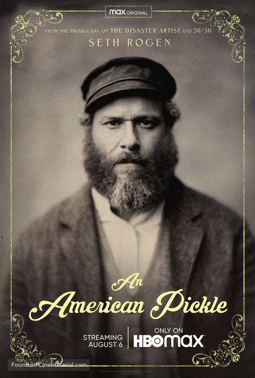 An American Pickle - Movie Poster