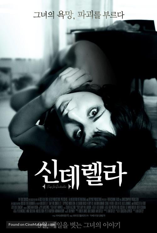 Trap for Cinderella - South Korean Movie Poster