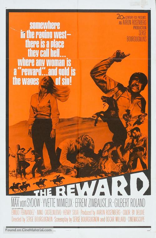 The Reward - Movie Poster