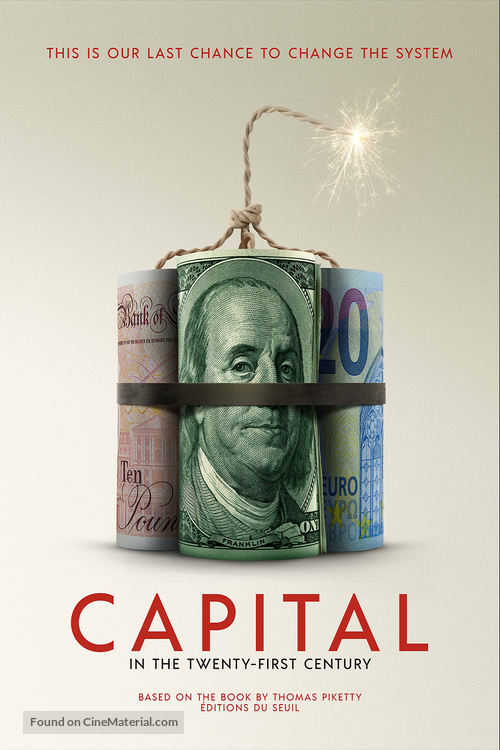 Capital in the Twenty-First Century - International Video on demand movie cover