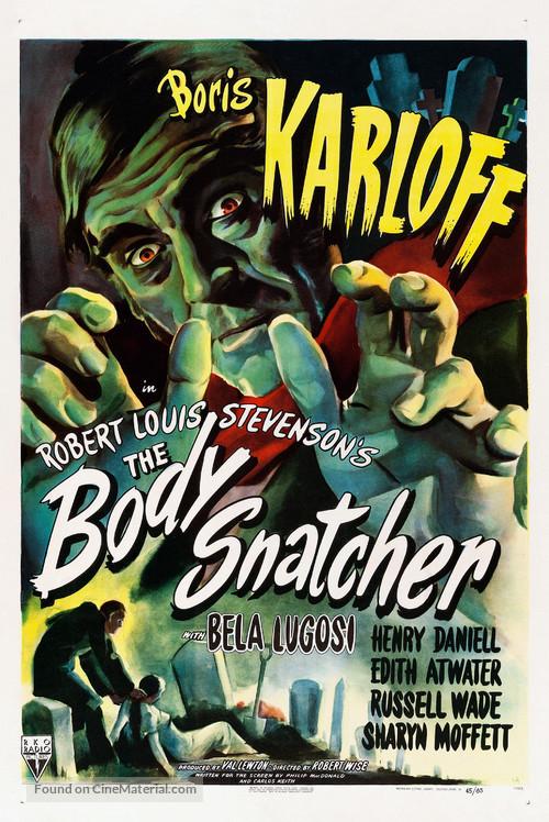 The Body Snatcher - Movie Poster