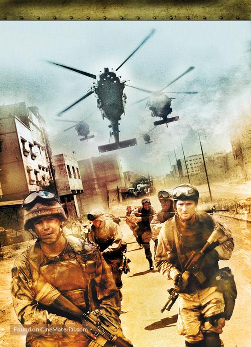 Black Hawk Down - Key art
