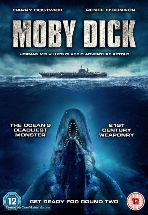 2010: Moby Dick - British Movie Cover