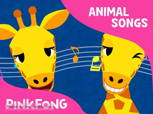 """Pinkfong! Animal Songs"" - Video on demand movie cover"
