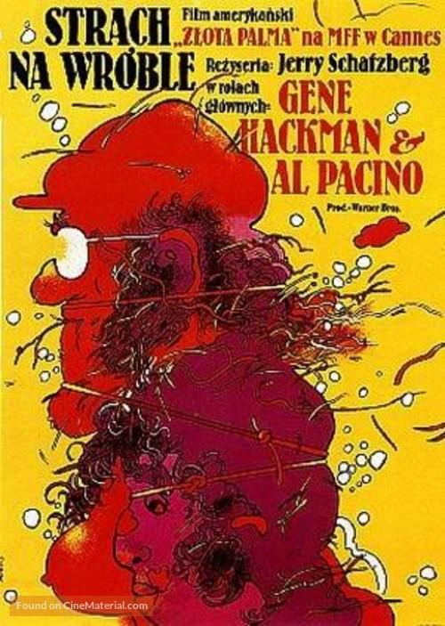 Scarecrow - Polish Movie Poster