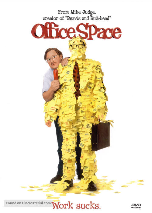 Office Space - Movie Cover
