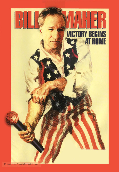 Bill Maher: Victory Begins at Home - poster