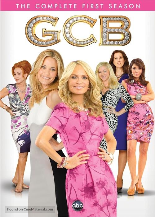 """G.C.B."" - DVD movie cover"