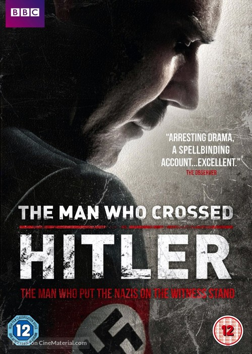 The Man who Crossed Hitler - British Movie Cover