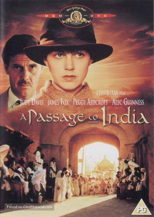 A Passage to India - British Movie Cover