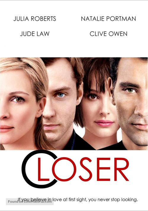 Closer - poster