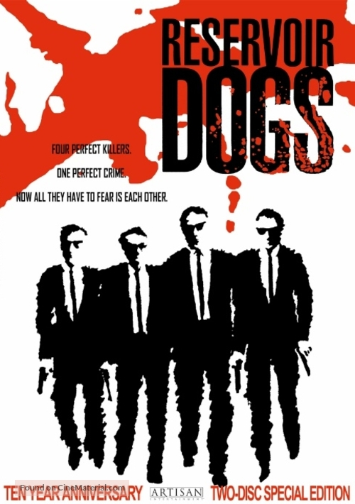 Reservoir Dogs - Movie Cover