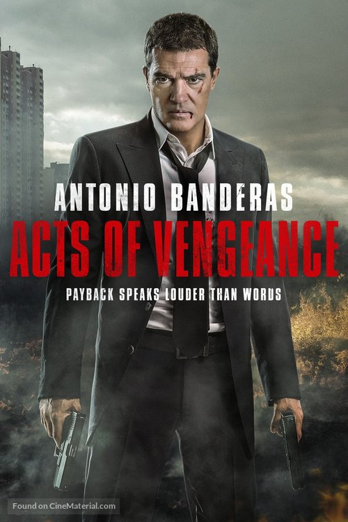 Acts of Vengeance - Video on demand movie cover