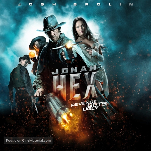 Jonah Hex - Movie Poster
