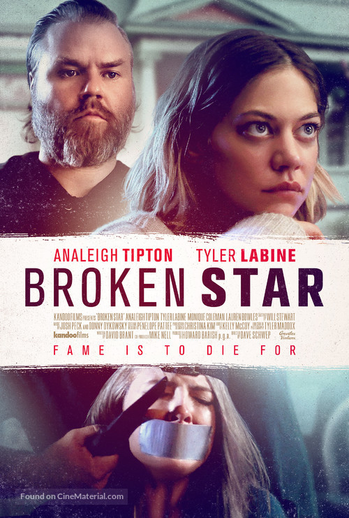 Broken Star - Movie Poster