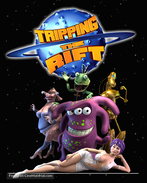 """Tripping the Rift"" - Movie Poster"
