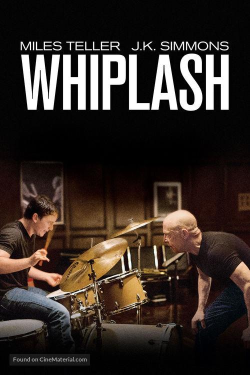 Whiplash - Movie Cover