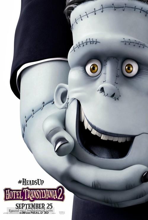 Hotel Transylvania 2 - Movie Poster
