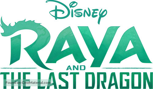 Raya and the Last Dragon - Logo