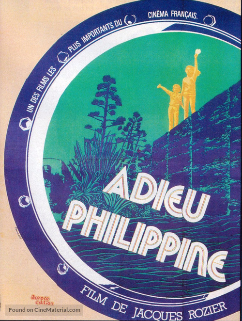 Adieu Philippine - French Movie Poster