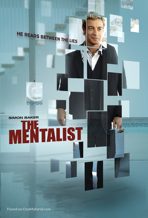 The Mentalist 2008 Tv Posters