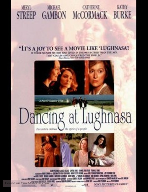 the memories of michael evans growing up in dancing at lughnasa Dancing at lughnasa is a 1998 irish-british-american period drama film adapted from the brian friel play rhys ifans – gerry evans darrell johnston – michael.