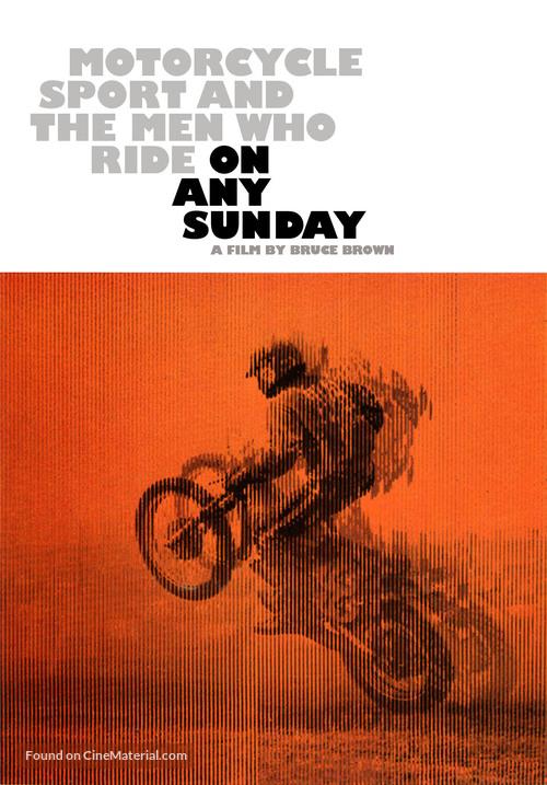 On Any Sunday - Movie Poster