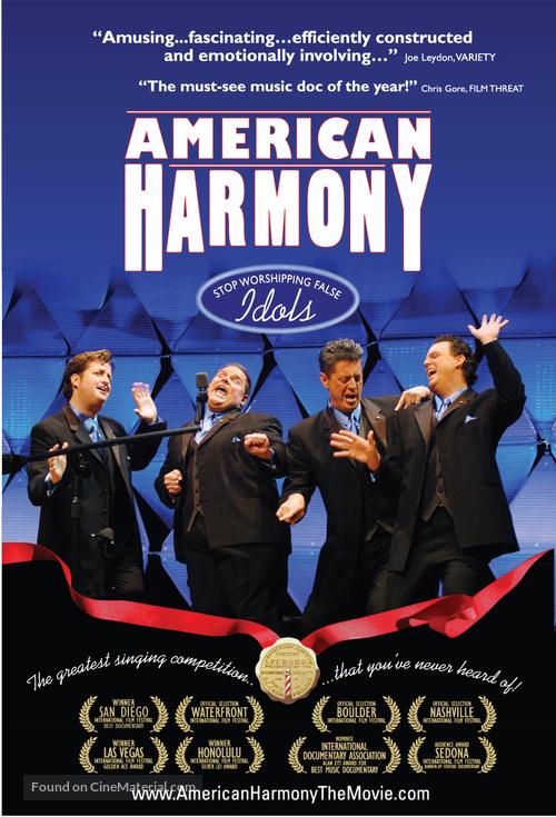 American Harmony - Movie Poster