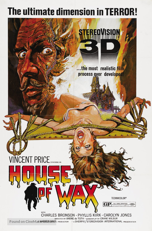House of Wax - Movie Poster