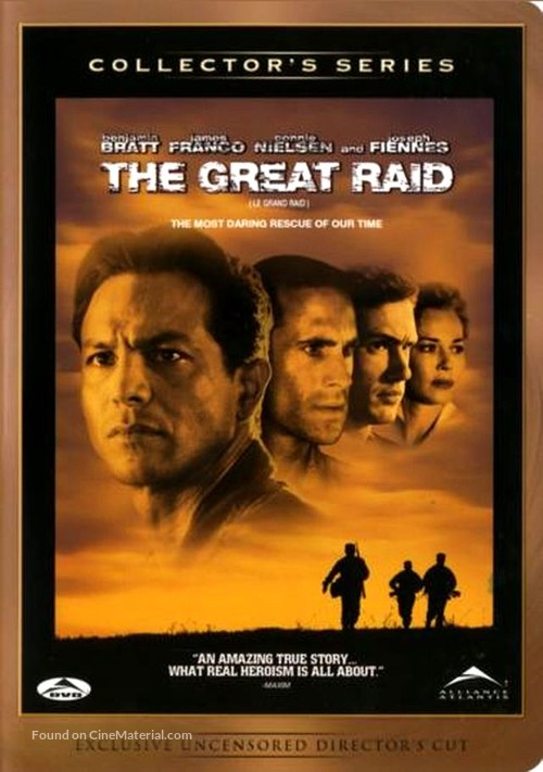 The Great Raid - poster